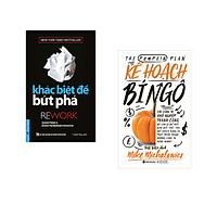 Combo 2 cuốn sách: Khác Biệt Để Bứt Phá + Kế hoạch bí ngô