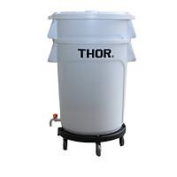Bộ thùng đựng rau củ quả dung tích lớn HORECA TRUST mã 8421WH