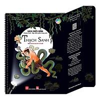 Cuốn sách mang lại những thước phim sống động cho bé: Sách Chiếu Bóng - Cinema Book - Rạp Chiếu Phim Trong Sách - Thạch Sanh