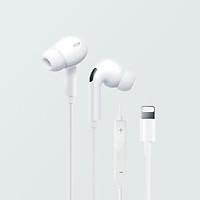 Tai nghe nhét tai cho iPhone 7Plus/8Plus/X/XS max cổng Lightning - Phiên bản nâng cấp 2020