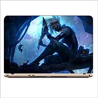 Mẫu Dán Decal Laptop Liên Minh Huyền Thoại - DCLTLMHT 008