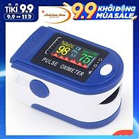 Máy đo nồng độ oxy, SpO2, nhịp tim, độ bão hòa bằng xung đầu ngón tay với màn hình LED Fingertip Clip Pulse Oximeter L-ED Display Mini SpO2 Monitor Oxygen - Anhlam Store