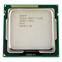 Bộ Vi Xử Lý CPU Intel Core i7-2600 Processor (3.40Ghz, 8M) - Hàng Nhập Khẩu