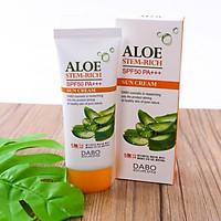 Kem chống nắng Dưỡng da Lô Hội - DABO Aloe Stem Rich SPF50 PA+++
