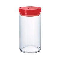 Bình chứa hạt cà phê Hario - Đỏ - Mã MCN-300R