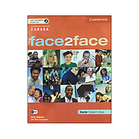 Face2face Starter Student's Book Reprint Edition