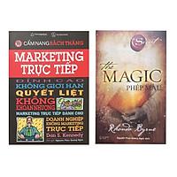 Combo Cẩm nang bách thắng Marketing trực tiếp + the Magic- phép màu