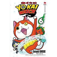 Yo-Kai Watch - Đồng Hồ Yêu Quái Tập 6