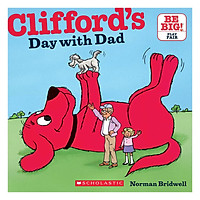 Clifford's Day With Dad (8 x 8)