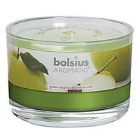 Ly nến thơm Bolsius Green Apple BOL6327 440g (Hương táo xanh)