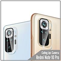 Kính cường lực Camera cho Xiaomi Redmi Note 10 Pro