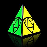 Rubik Tam Giác Biến Thể 4 Mặt Duomo Pyraminx
