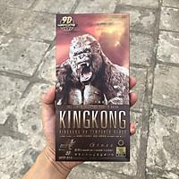 Kính Cường Lực KingKong 9D Full Màn Trong Suốt Dành Cho iPhone X, XR, XS, XS Max, iPhone 11, 11Pro, 11Pro Max, - Hộp Sắt Cao Cấp - Hàng Chính Hãng