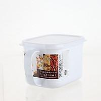 Hộp thực phẩm nắp mềm có tay cầm Nakaya (Made in Japan)