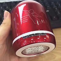 Loa Bluetooth Wask T-2319A - nhiều màu - Hàng nhập khẩu