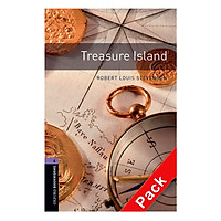 Oxford Bookworms Library (3 Ed.) 4: Treasure Island Audio CD Pack