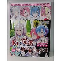 Album hình nhân vật Re: Zero Picture