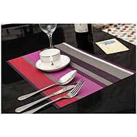 Combo 2 tấm lót bàn ăn KT 30x45cm - LS