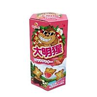 (Chiao-E) Bánh xốp nhân dâu (160g/hộp - ăn chay có sữa)