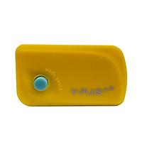 Bộ 2 Tẩy Bấm Spinner - Y PLUS+ EX1106 - Màu Vàng