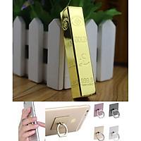 Bật Lửa Gas Nén Vàng 9999 Sang Trọng- US18 + Tặng Giá Đỡ Điện Thoại Ring