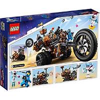 Đồ Chơi Mô Hình Lắp Ráp LEGO MOVIE Mô Tô Kim Loại Phân Khối Lớn Của MetalBeard 70834 ( 461 Chi Tiết)