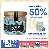 Hũ Chia Trắng REAL FOOD STORE (400G)
