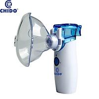 Máy xông mũi họng điện dung cầm tay Chido , xông khí dung công nghệ Nhật Bản