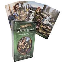Bộ Bài Bói Tarot Green Witch Tarot New Cao Cấp