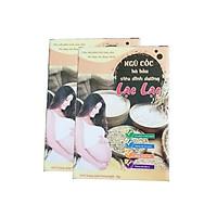 Ngũ Cốc Bầu Lạc Lạc 2 Hộp - Cung Cấp Dinh Dưỡng Cho Mẹ Bỉm Sữa