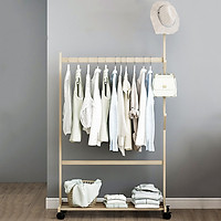 Giá treo quần áo hiện đại - Nội thất phòng ngủ
