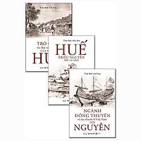 Combo Những Cuốn Sách Về Huế Và Triều Nguyễn (Bộ 3 Cuốn)