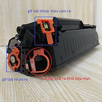 Hộp mực dùng cho máy in canon MF3010, LBP 6030/ 6030w