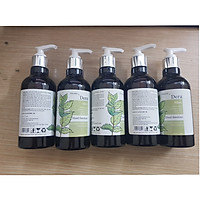 Combo 5 chai nước rửa tay khô Dera 250ml Sát khuẩn, loại bỏ tới 99.99 % vi khuẩn cũng như virut.
