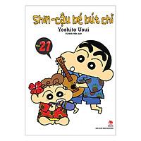Shin - Cậu Bé Bút Chì Tập 21 (Tái Bản 2019)
