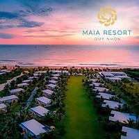 Maia Resort 5* Quy Nhơn - Gói Ưu Đãi Mùa Hè, Ở Càng Lâu Càng Nhiều Quà Tặng, Hồ Bơi Vô Cực Hướng Biển, Bãi Biển Riêng