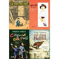 Combo 4 Cuốn Sách - Lại Thằng Nhóc Emil + Totto-chan Bên Cửa Sổ + Chiến Binh Cầu Vồng + Anh Chàng Hobbit