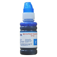 Mực in phun Thuận Phong TP51 dùng cho máy in phun Epson L800 / L801 / L805 / L810 / L850 / L1800 - Hàng Chính Hãng