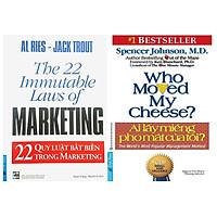 Combo 2 Cuốn Sách: 22 Quy Luật Bất Biến Trong Marketing + Ai Lấy Miếng Pho Mát Của Tôi ?