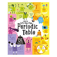 Usborne Lift-the-flap Periodic Table