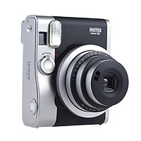Fujifilm Instax Mini 90 Neo Classic Instant Camera Photo Film Cam W/ LCD Screen Support Macro Photography Double