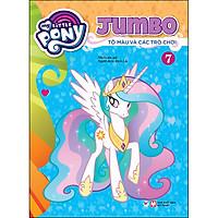 My Little Pony - Jumbo Tô Màu Và Các Trò Chơi 7