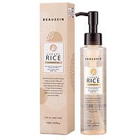 Dầu tẩy trang gạo trắng da, dưỡng ẩm BEAUSKIN LUXURY RICE CLEANSING OIL Hàn quốc cao cấp 150ml / Hộp