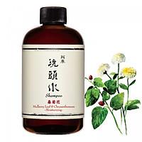 Nước Gội Ngăn Ngừa Tóc Bạc Từ Lá Dâu Tằm Và Hoa Cúc YUAN Mulberry Leaf & Chrysanthemum Shampoo-Hydrating 250ml