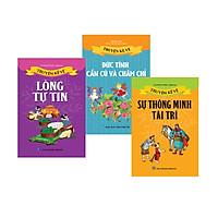 Combo Sách thiếu nhi -Truyện kể đạo đức cho bé 2 (Bộ 3 cuốn)