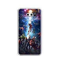 Ốp lưng dẻo cho điện thoại LG V30 - 0440 MV08 - Hàng Chính Hãng