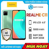Điện Thoại Realme C11 (2GB/32GB) - Hàng Chính Hãng - Đã kích hoạt bảo hành Điện tử