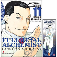 Fullmetal Alchemist - Cang Giả Kim Thuật Sư - Fullmetal Edition Tập 11 (Tặng Kèm Bookmark Pvc)