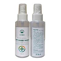 Nước rửa tay khô kháng khuẩn Dry Hand Wash Ceiba 100ml