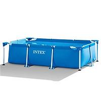Bể bơi khung kim loại chữ nhật 2m60 INTEX 28271